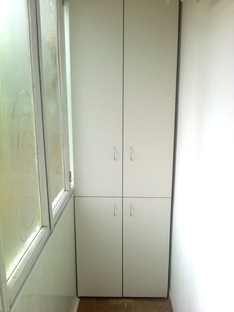 Встроенная мебель на балкон минск фото.