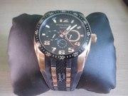 Красивые мужские наручные часы фирмы POLICE