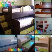 Двухуровневые кровати под заказ