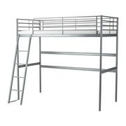 кровать двухъярусная с матрасом ИКЕЯ продам Б/У в минске