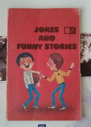 Jokes and funny stories - книга для чтения на английском языке
