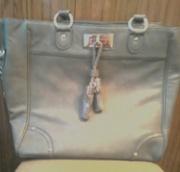 Серая сумка новая