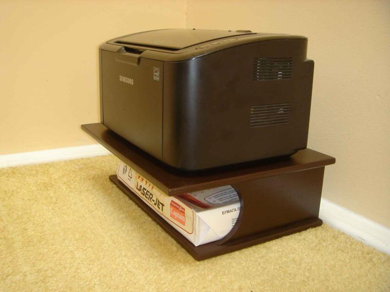 Подставка для принтера своими руками
