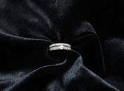 Срочно! Золотое кольцо НОВОЕ! 585 пр 3.8 грамма комплект бриллиант 1.25 ct