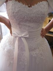 красивое платье.классическая модель.