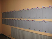 Распространение листовок по ящикам,  расклейка объявлений.