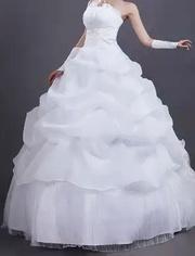 Красивое и лёгкое платье.