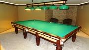 Продажа б/у коллекционный бильярдный стол Руптур,  модель Ротанг. Разумный торг!