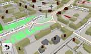 Обновление навигации в gps и планшетах