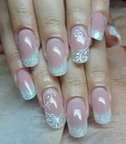 Наращивание, коррекция, долговременное покрытие ногтей