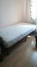 кровать односпальная с ортопедическим матрасом