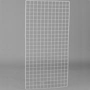 Торговые решетки белые 1*2 м 15 шт