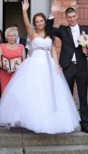 платье свадебное 42-46 размер