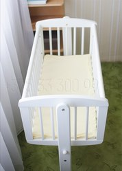 Кроватка-люлька mothercare + матрац