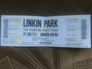 Билет на Linkin Park