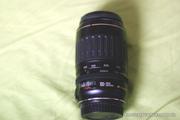 Canon EF 100-300 F 4.5-5.6 USM,  телеобъектив зум