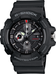 Оригинальные часы Casio g shock gac 100-1a