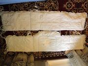 Защитка мягкая для детской кроватки