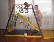 Купим или примем в дар детский спортивный комплекс