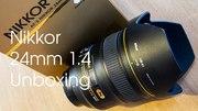 Объектив для Никон AF-S NIKKOR 24mm f/1.4G ED продам.