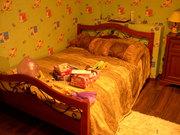 Кровать с ортопедическим матрасом 140х200