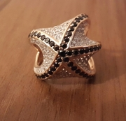 Оригинальное кольцо для искусных ценителей!