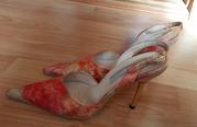 Продам оригинальные туфли лодочки Италия