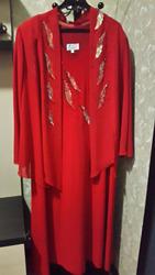 Комплект красный женский