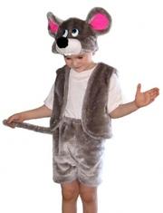 меховые карнавальные костюмы детям