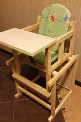 Детский стульчик-трансформер.