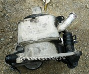 Радиатор масляный с кронштейном Volkswagen Passat B5,  AUDI,  2.5 TDI V6