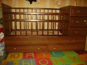 Кровать-трансформер с 0 до 12