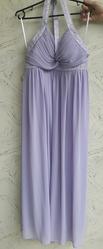 Продам платье нежно-фиолетовое элегантное