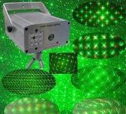 Лазерная установка для дискотек LSS-020 проектор