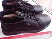 Новые зимние ботинки RIEKER размер 43,  производство Германия