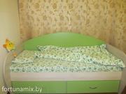 Кровать односпальная Фортуна Микс