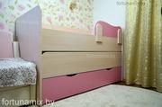 Выдвижная кровать Фортуна микс