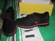 кроссовки летние тканевые