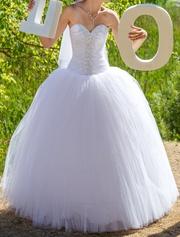 Отличное свадебное платье. Модель 2015 года