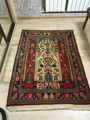 продам персидский ковер ручной работы,  шерстяной