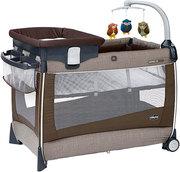 Манеж и кровать чико