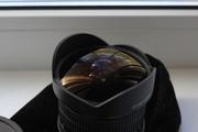 Объектив Samyang Fish eye 8mm