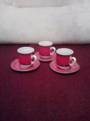 Чашки кофейные