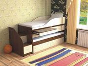 Кровать двухъярусная Дуэт-8