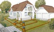 Водопровод и канализация для частных домов недорого