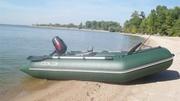 Продам лодку ПВХ,  Колибри КМ-280