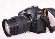 Фотоаппарат цифровой зеркальный Nikon D70 Kit (с объективом)