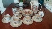 Сервиз Мадонна Столовый ГДР кофейный чайный 21 предмет полный