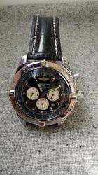 Часы BREITLING CHRONOMAT 44. Реплика. Механика.