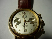POLJOT INTERNATIONAL 585 проба   Часы золотые Полёт Николай II